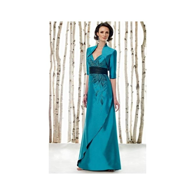 Свадьба - Cameron Blake by Mon Cheri Mother of the Bride Jacket Dress 211603 - Brand Prom Dresses