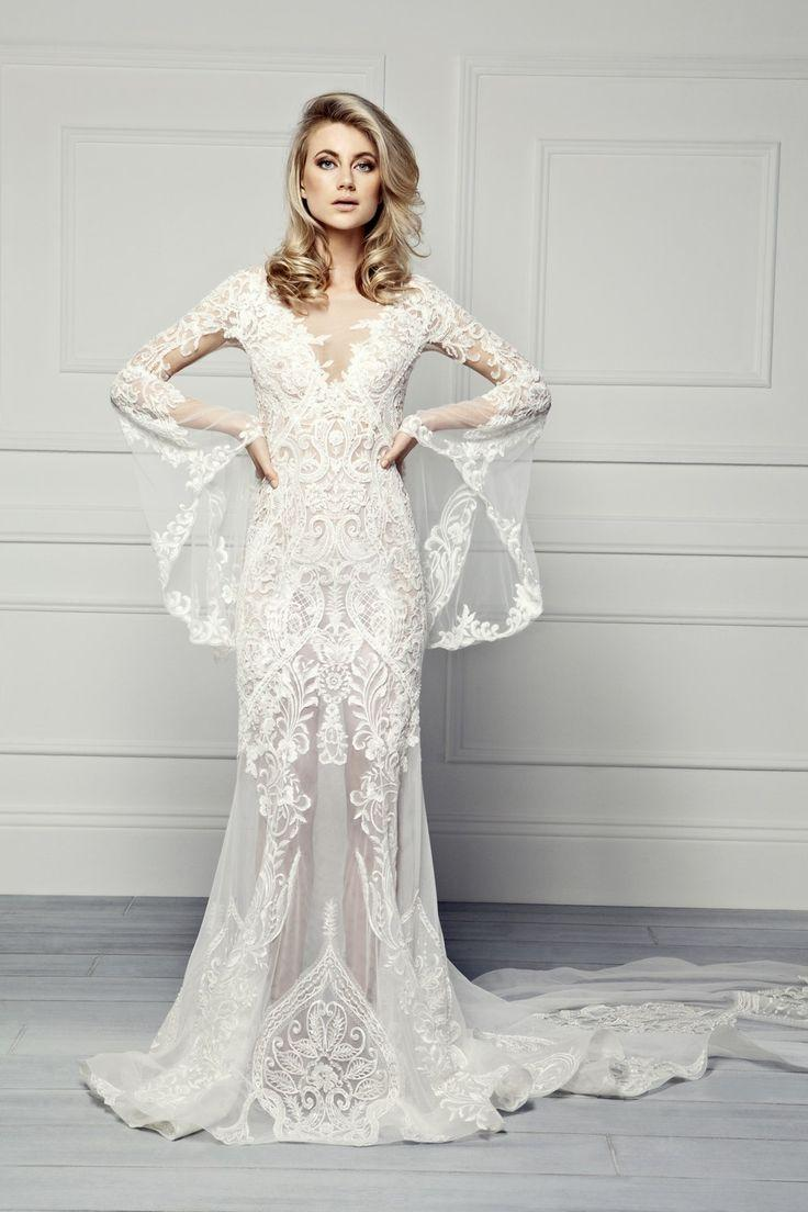 Mariage - 44 Brand-New Wedding Dresses That 2017 Brides Need To See