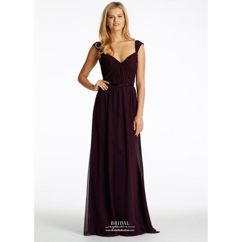 Свадьба - JH5616 - Burgundy Evening Dresses