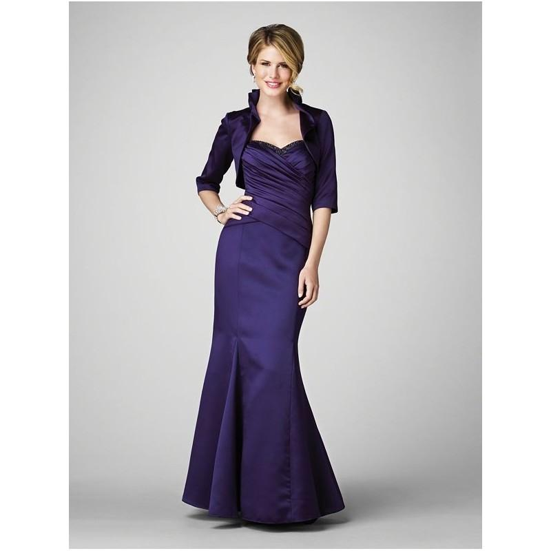Свадьба - Alfred Angelo Special Occasion Separates Jackets - Style 7218 - Formal Day Dresses