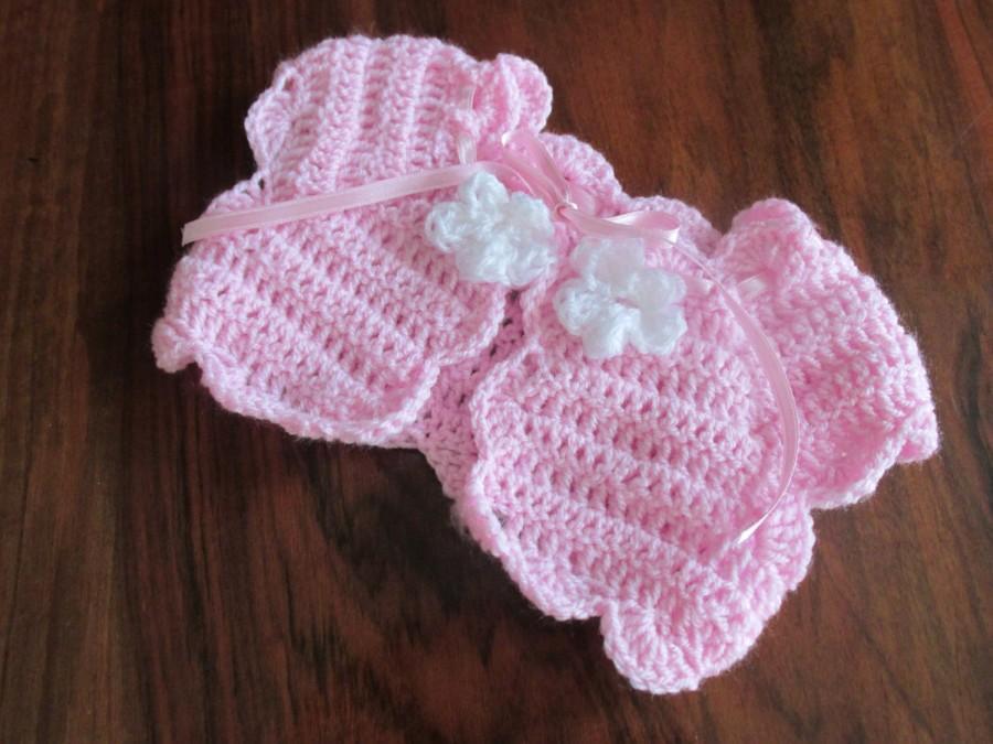 Mariage - baby shrug, pink baby shrug, baby bolero, pink baby bolero, crochet baby shrug, crochet baby bolero, baby girl bolero, , newborn bolero