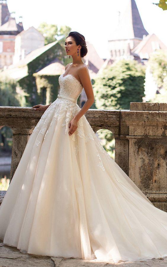 5d1d634f5a Dress - Wedding Dress Inspiration  2615017 - Weddbook