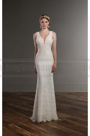 Wedding - Martina Liana Sleek Wedding Gown Style 765