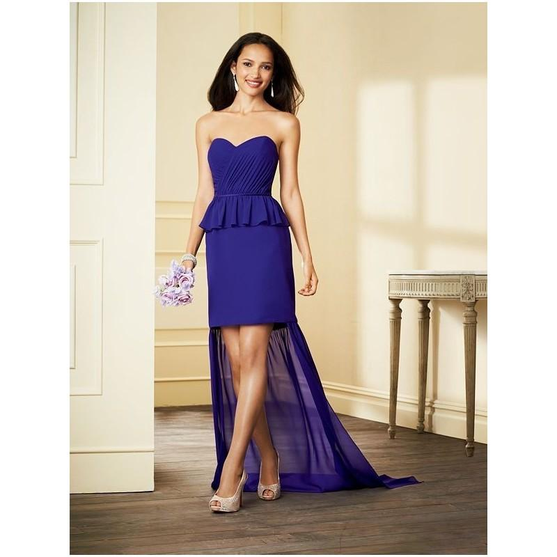 7c9cff9da1c82 Alfred Angelo Bridesmaid Dresses - Style 7297S - Formal Day Dresses ...