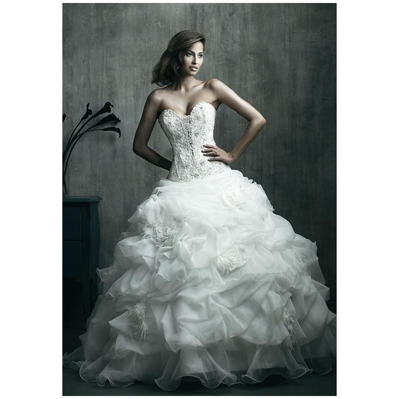 Свадьба - Allure Couture C170 Wedding Dress - The Knot - Formal Bridesmaid Dresses 2016