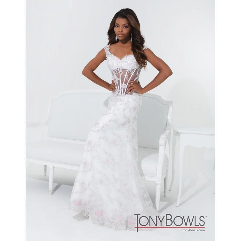 Mariage - Tony Bowls Le Gala 114528 - Fantastic Bridesmaid Dresses