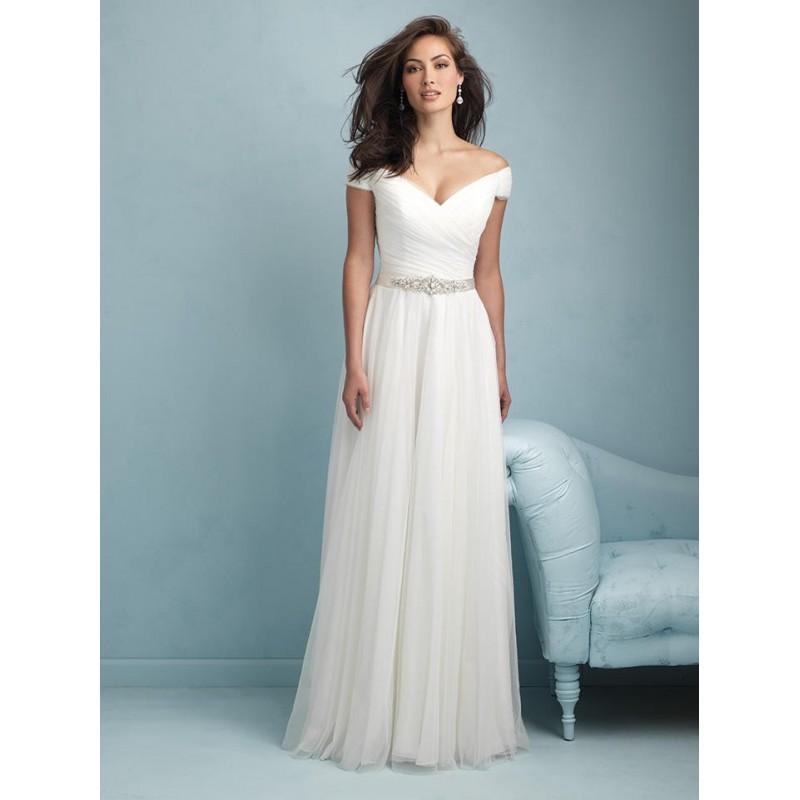 Hochzeit - Allure Bridal Allure Bridals 9211 - Fantastic Bridesmaid Dresses