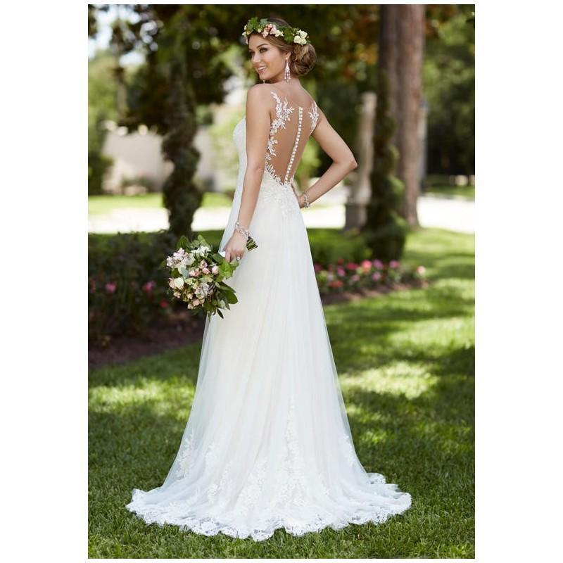 Wedding - Stella York 6194 Wedding Dress - The Knot - Formal Bridesmaid Dresses 2016