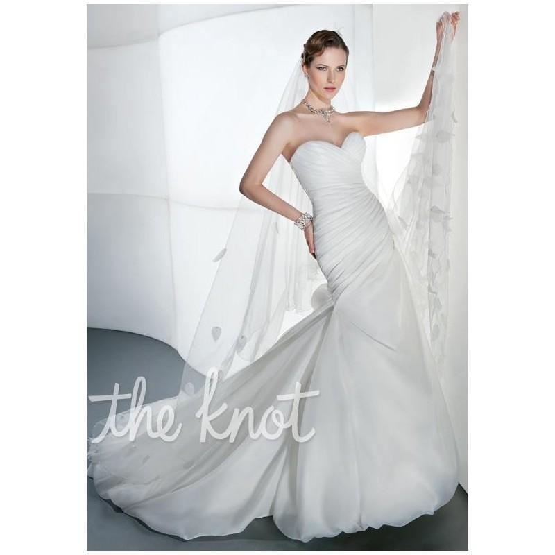 Hochzeit - Demetrios 3193 Wedding Dress - The Knot - Formal Bridesmaid Dresses 2016
