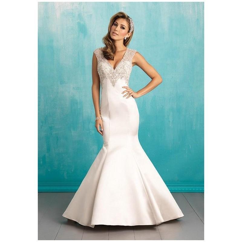 Свадьба - Allure Bridals 9306 Wedding Dress - The Knot - Formal Bridesmaid Dresses 2016