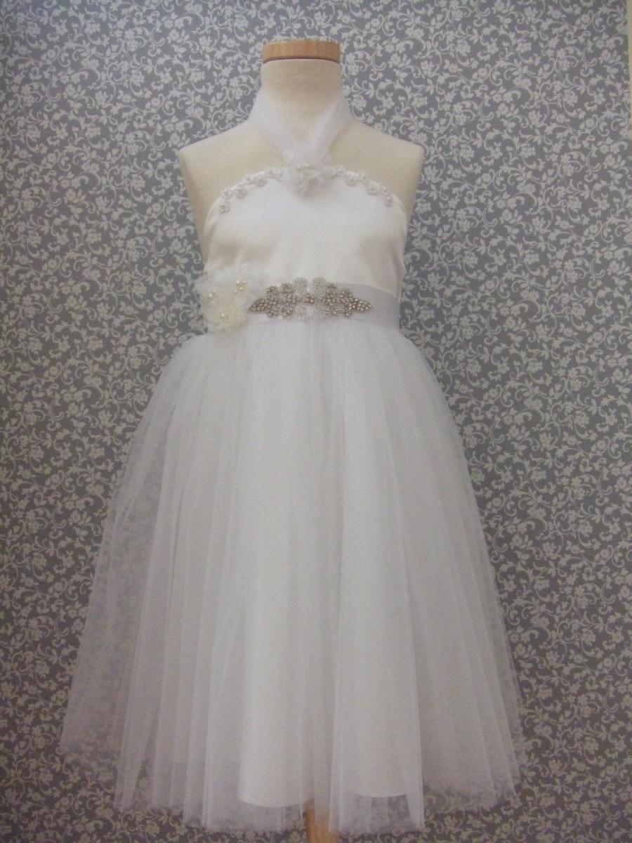 زفاف - Flower girl dress