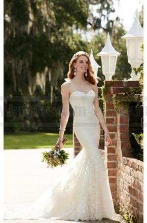 Wedding - Martina Liana Sweetheart Neckline Wedding Gown Style 771