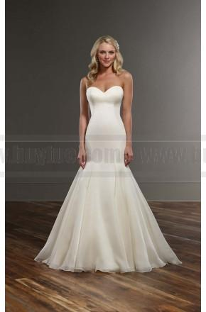 Wedding - Martina Liana Modern Wedding Dress Style 779