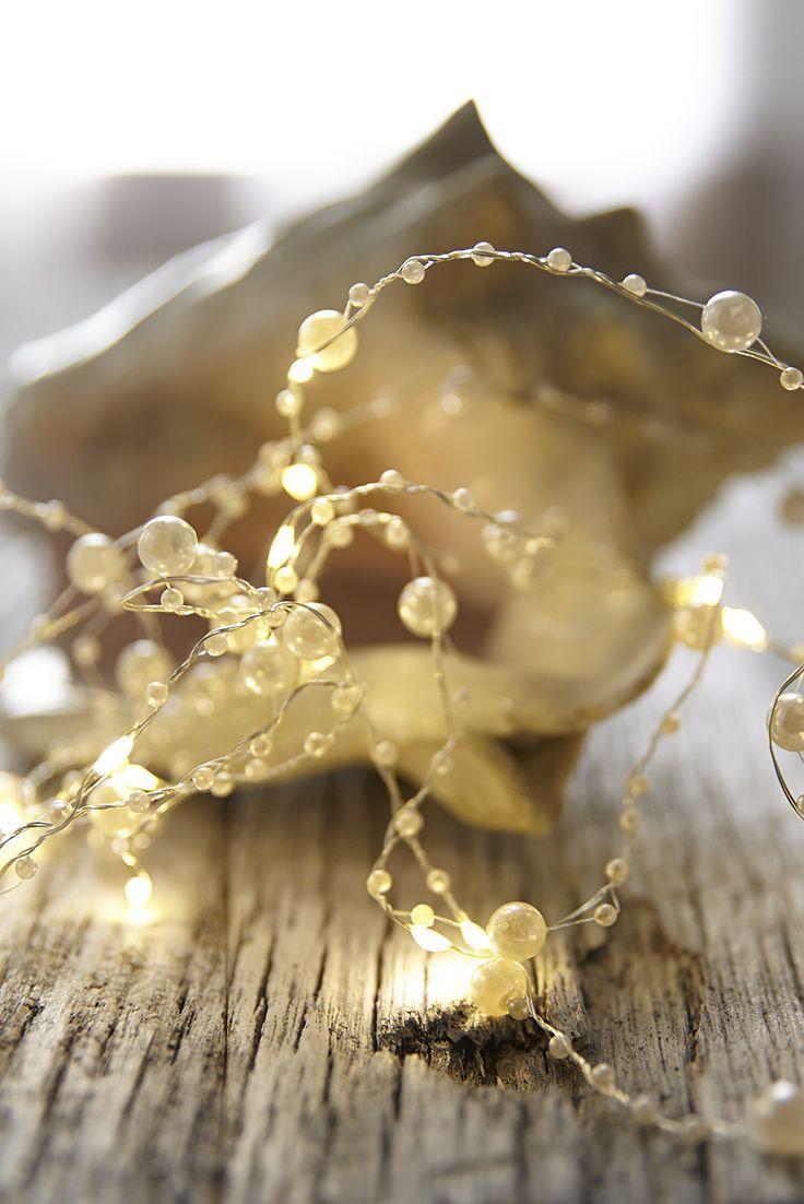 Wedding - Pearl Strand Glimmer Strings® - 10'