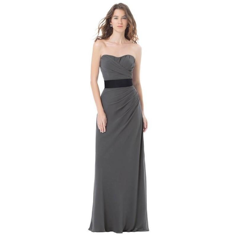 Wedding - Bill Levkoff 483 Bridesmaid Dress - The Knot - Formal Bridesmaid Dresses 2016