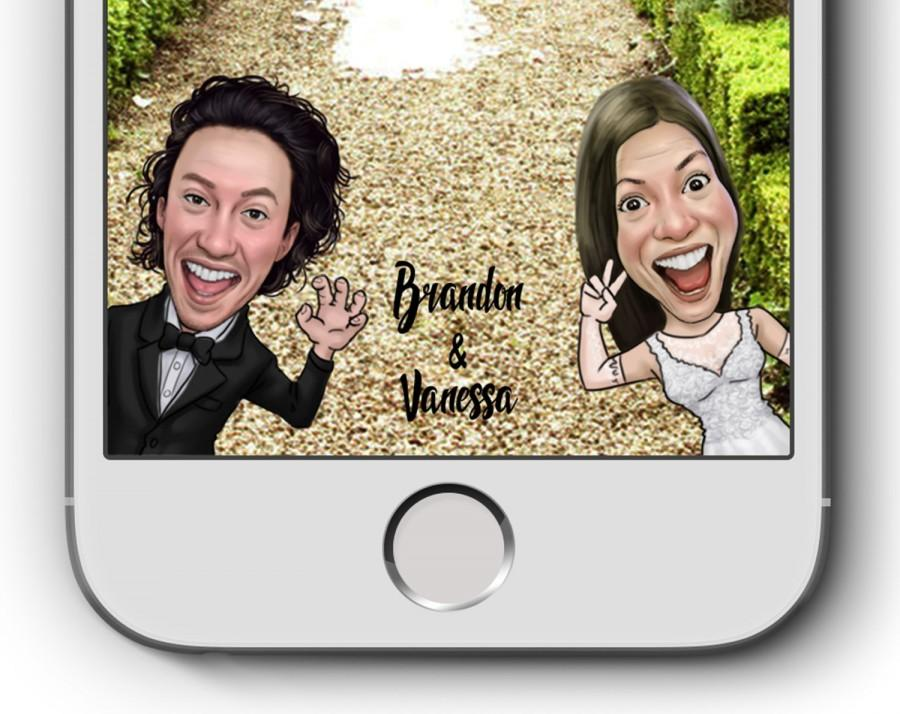 زفاف - Wedding Snapchat Geofilter Hand Drawn, Funny Wedding Snapchat Filter, Personalized Snapchat Filter, Customized Snapchat Filter,