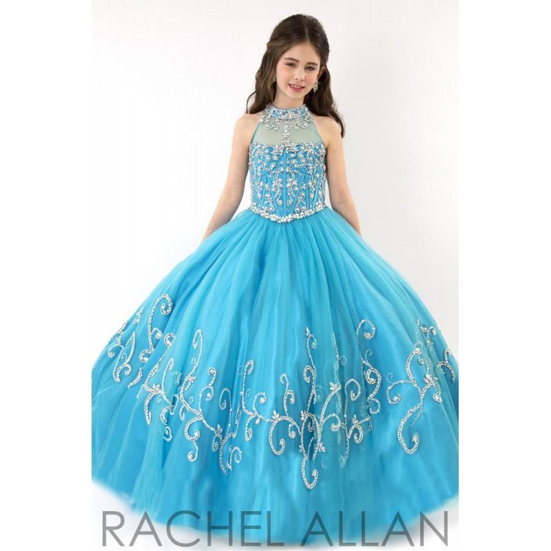 Hochzeit - Rachel Allan Perfect Angels 1570 - Elegant Evening Dresses