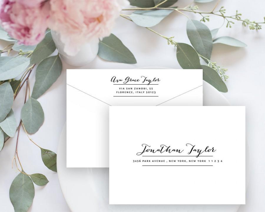 envelope template editable printable template printable envelope