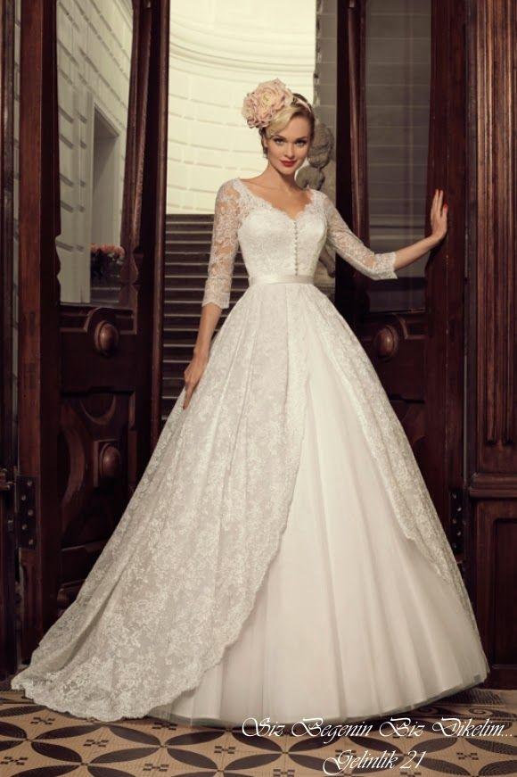 "Mariage - 2015 Gelinlik Modelleri / Wedding Dresses Of 2015  ""PART-2"""