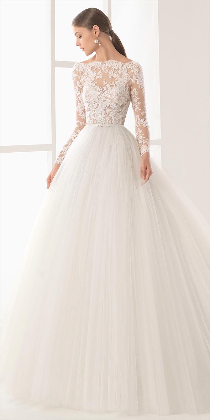 Rosa Clara 2017 Wedding Dresses With Greek Dess Glamour
