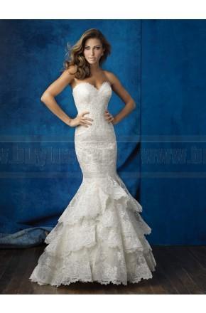 Wedding - Allure Bridals Wedding Dress Style 9358