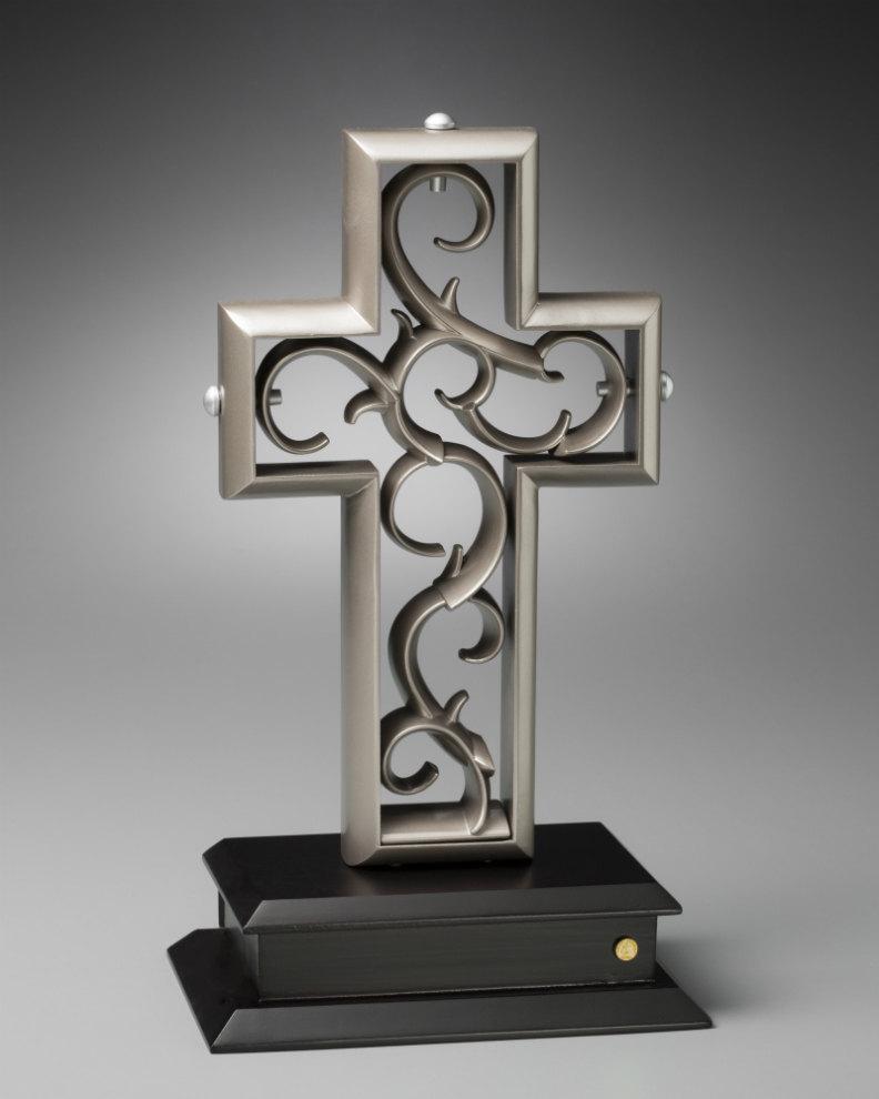 Mariage - Unity Cross ® Platinum color