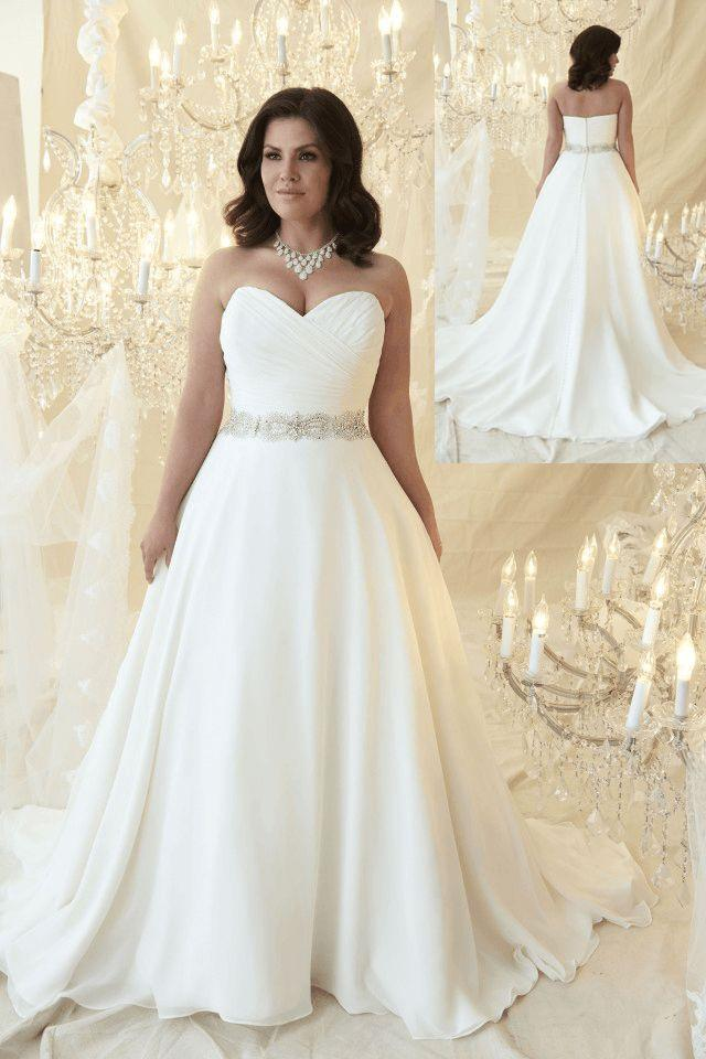 Wedding - PLUS SIZE BRIDAL COLLECTION CRUSH