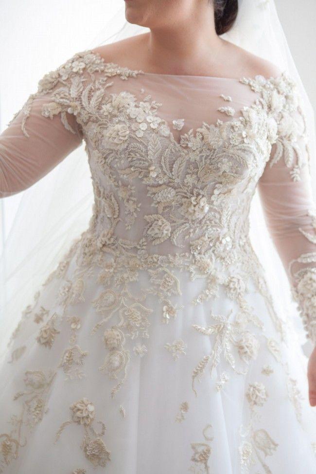 Hochzeit - Plus Size Wedding Dresses