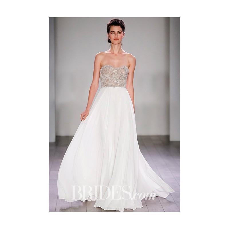 Mariage - Jim Hjelm - Fall 2016 - 8612 - Stunning Cheap Wedding Dresses