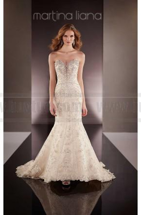 Mariage - Martina Liana Wedding Dress Style 736