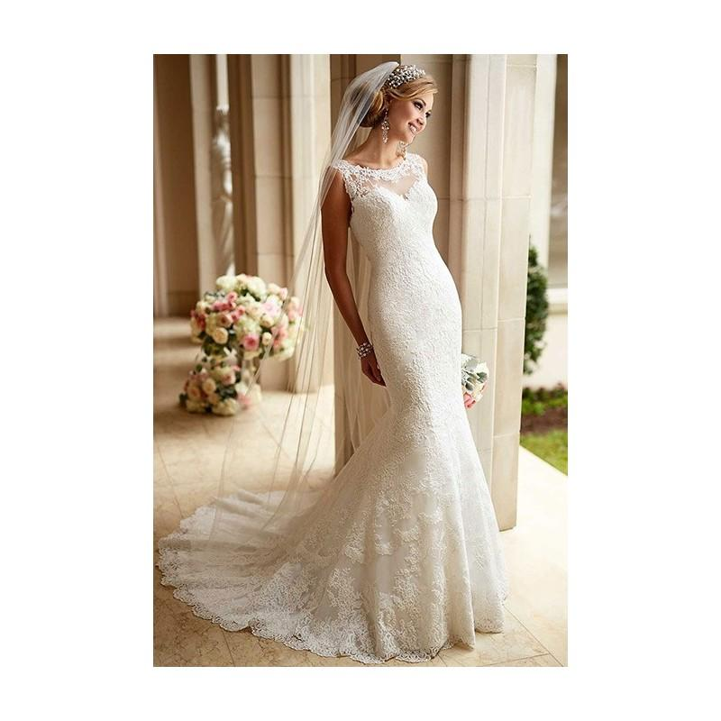 Свадьба - Stella York - 6125 - Stunning Cheap Wedding Dresses