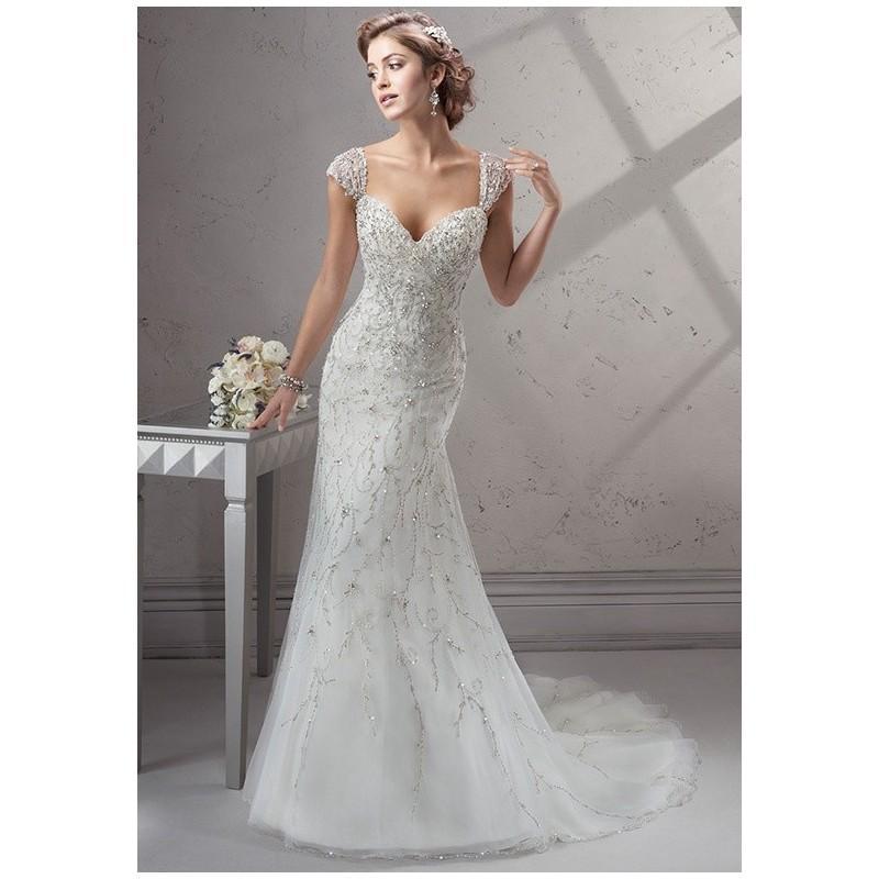 Свадьба - Sottero and Midgley Cayleigh - Charming Custom-made Dresses