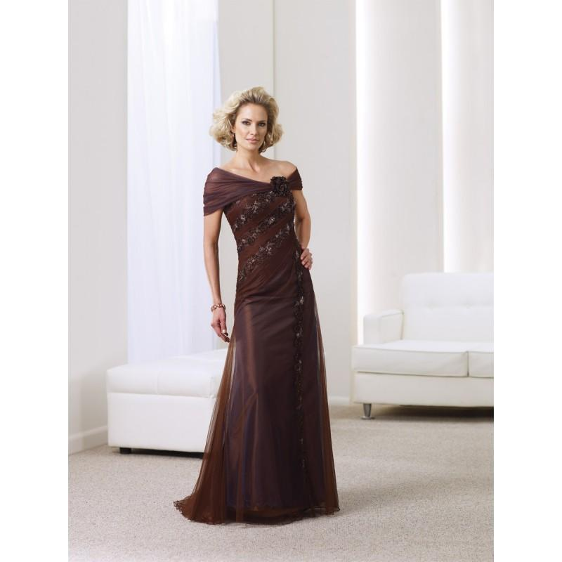 86707052a75 Montage By Mon Cheri 211912 - Rosy Bridesmaid Dresses  2619447 ...
