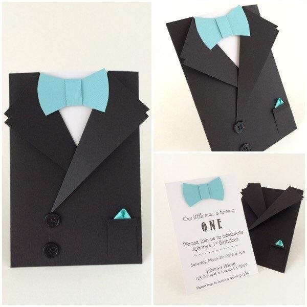 Tuxedo card bow tie card groomsman invitation personalized will tuxedo card bow tie card groomsman invitation personalized will you be my best man mens suit shaped card birthday invitation filmwisefo