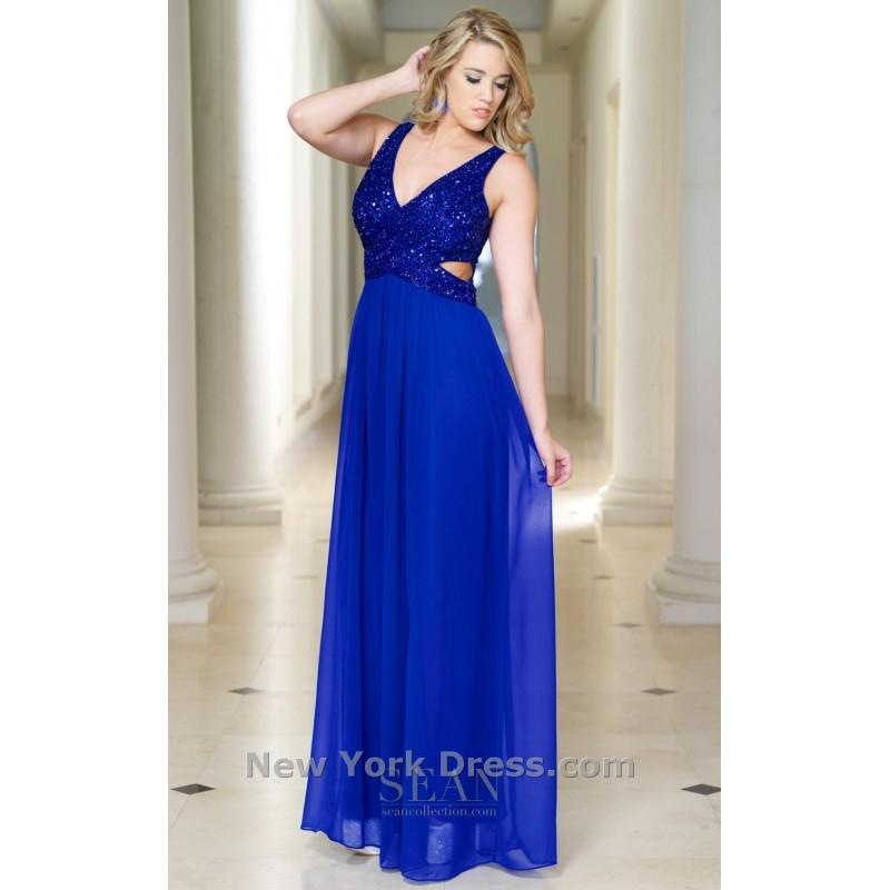 Mariage - Sean Collection 50699 - Charming Wedding Party Dresses