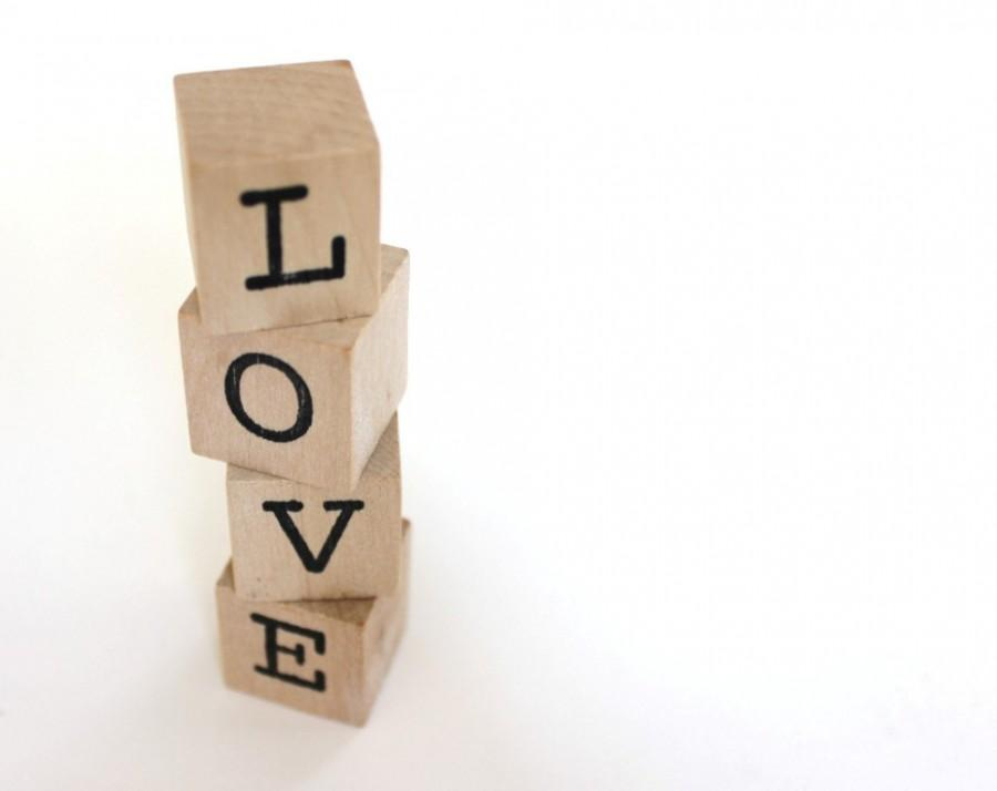 Mariage - LOVE . Personalized Blocks . Wood Blocks . wooden wedding cake topper . amore . wooden blocks