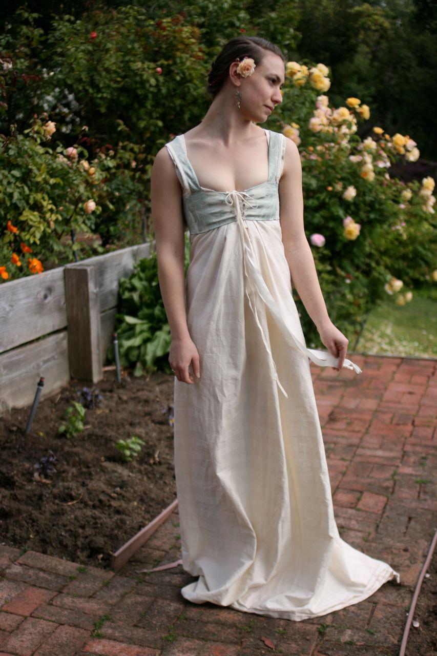 Kleiden - Lizzie Bennet Regency Wedding Frock #2619981 - Weddbook