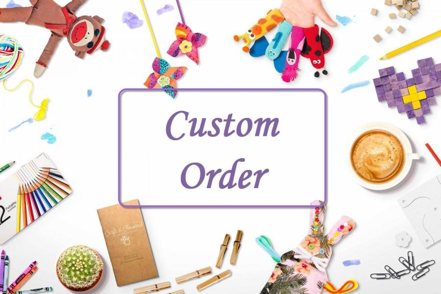 Свадьба - Custom Cake Topper