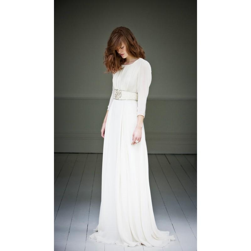 Charlotte Casadejus Audrey Stunning Cheap Wedding