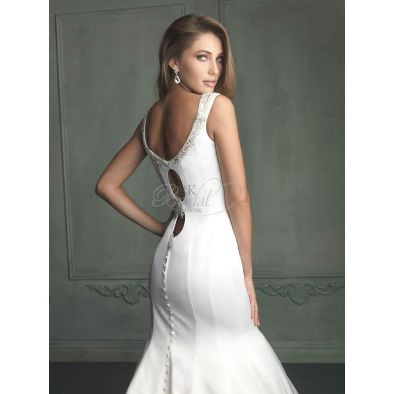 Wedding - Allure Bridal Spring 2014 - Style 9118 - Elegant Wedding Dresses