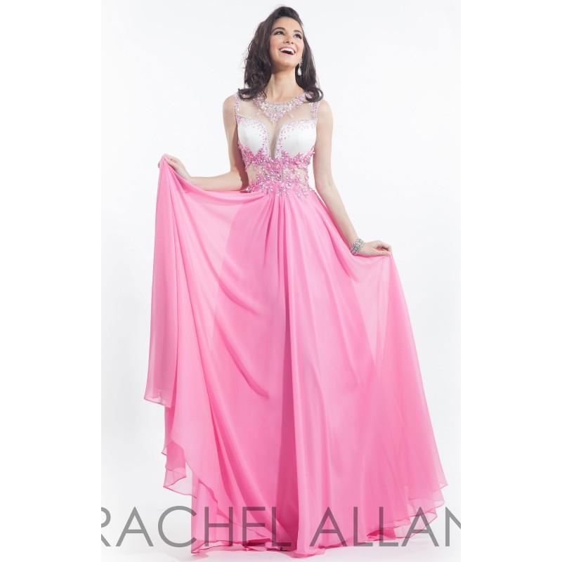 Hochzeit - Rachel Allan - 6820 - Elegant Evening Dresses
