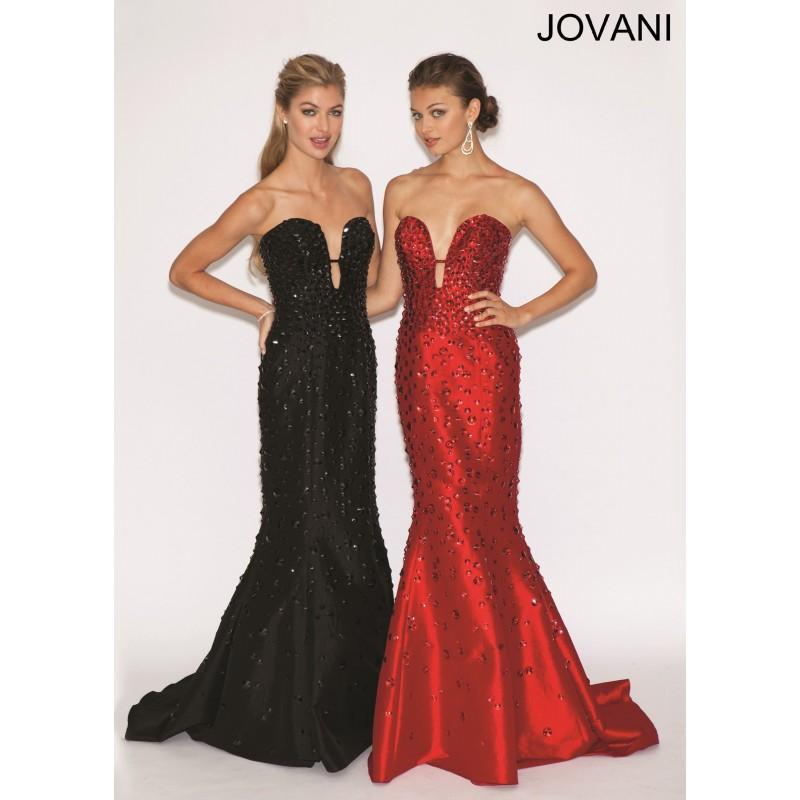 Wedding - Jovani 944 - 2017 Spring Trends Dresses