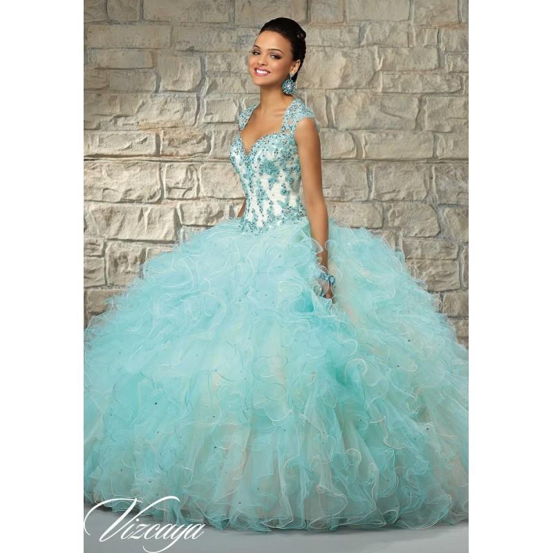 1b7d16031e9 Vizcaya 89029 Ruffle Quinceanera Dress - Brand Prom Dresses  2620801 ...