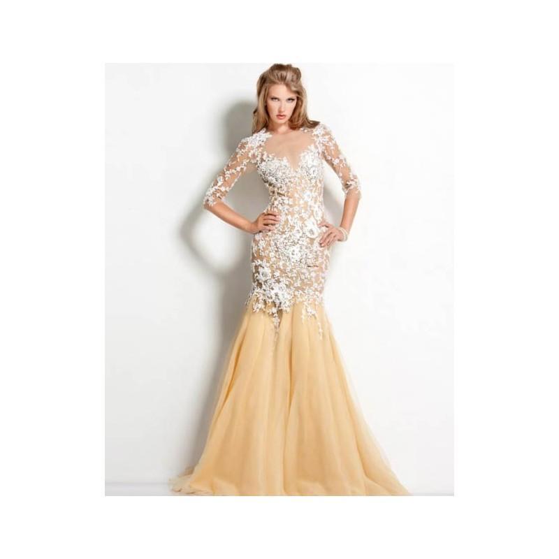 Wedding - Jovani Style 157856 - 2017 Spring Trends Dresses
