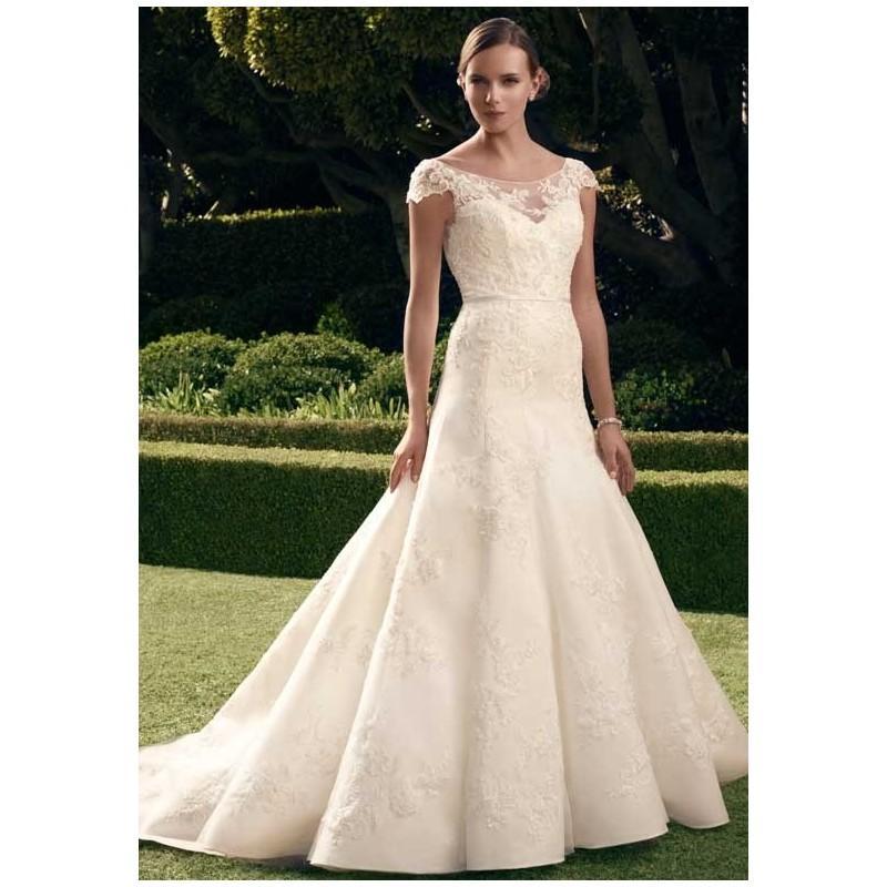 Wedding - Casablanca Bridal 2180 - Charming Custom-made Dresses