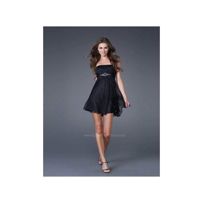 Wedding - La Femme 15851 - Brand Prom Dresses