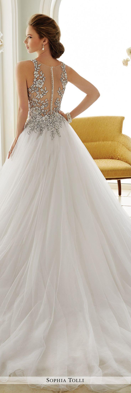 Wedding - Y21655 Dolce Vita Sophia Tolli Wedding Dress