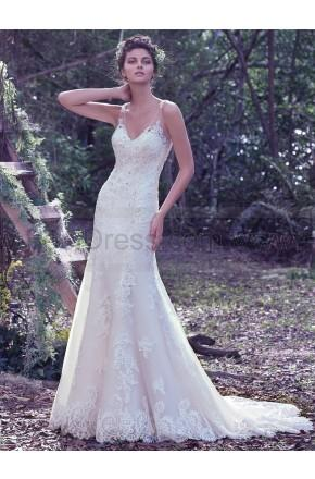 Свадьба - Maggie Sottero Wedding Dresses Wynter 6MG852