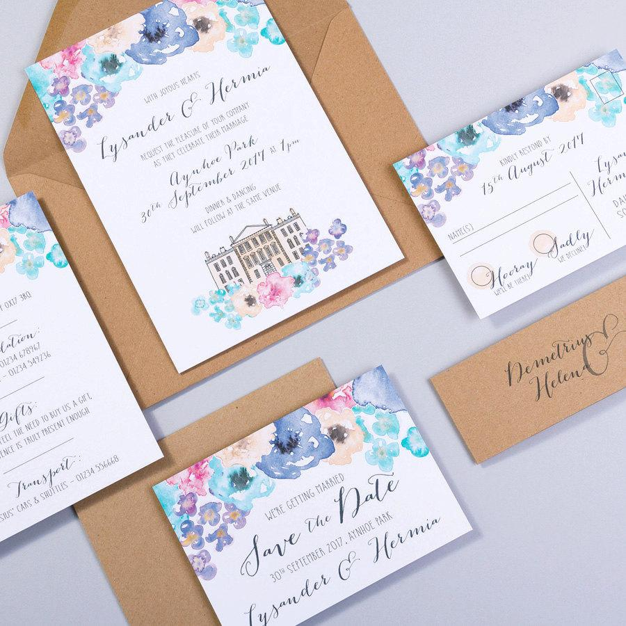 Wedding Ideas - Sketch - Weddbook