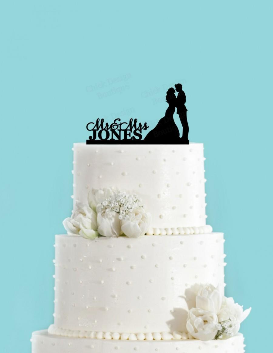 Свадьба - Custom Army Themed Bride and Groom Cake Topper, Wedding Cake Topper